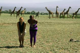 Volunteer in animal program in Tanzania AAfrica