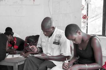 Internship in vocational Training in Africa